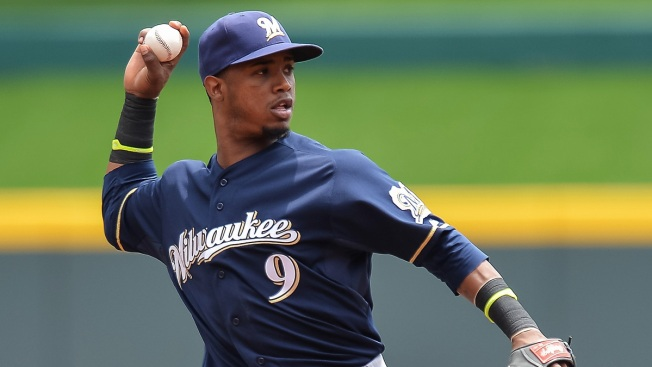 Brewers' Segura Leaves After 9-Month-Old Son Died