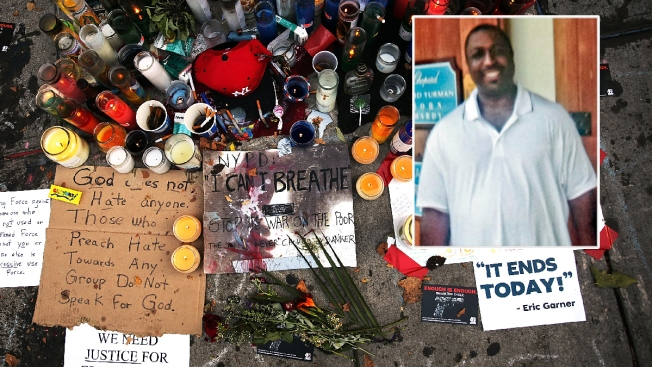 Justice Department Overhauls Eric Garner Investigation: Report