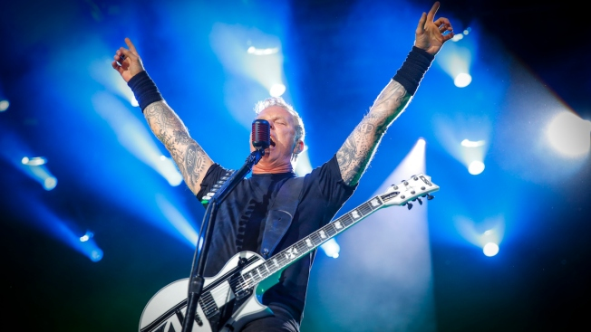 Metallica to Headline 'The Night Before' Super Bowl Concert at AT&T Park