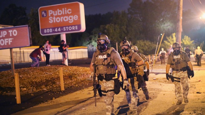 How Militarized Are California Police?