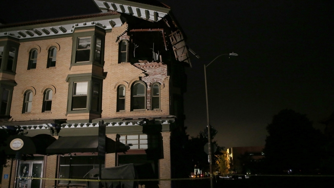 South Napa Earthquake Assistance From State, Feds Tops $2.4 Million