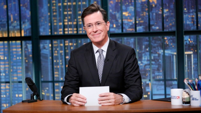 Stephen Colbert Debuts on 'The Late Show' Tuesday