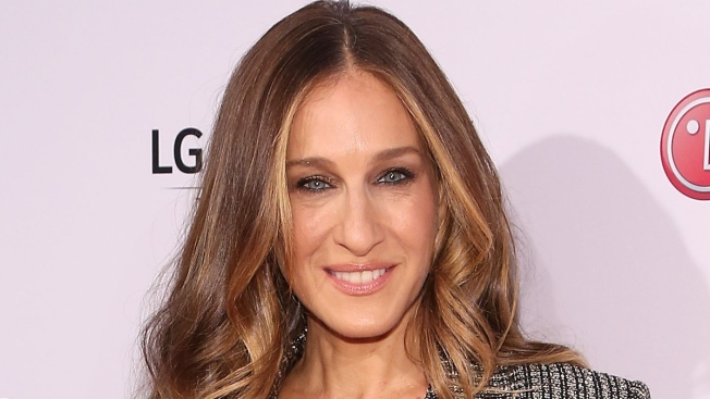 Sarah Jessica Parker Under Fire for Shoe Photo Shoot in NYC