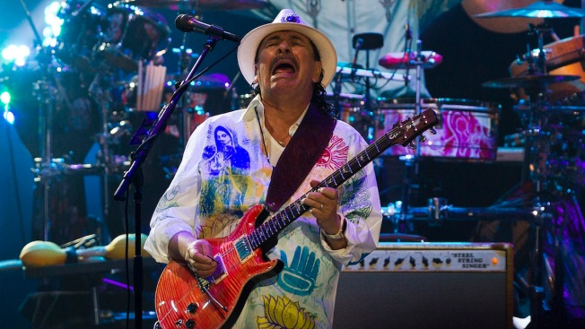 Santana Reunites With Homeless Ex-Bandmate