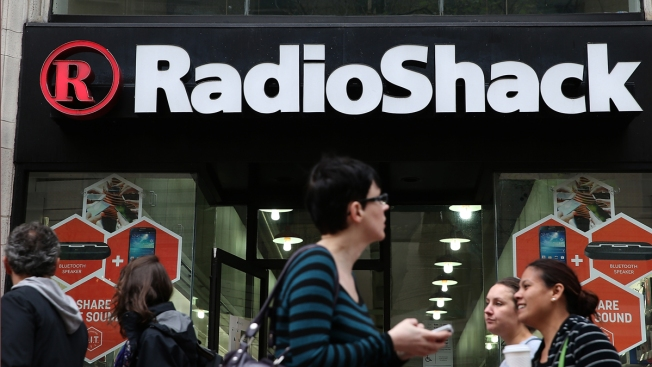 Which Bay Area Radio Shack Stores Will Close?