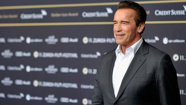 Schwarzenegger Undergoes Heart Valve Replacement Surgery