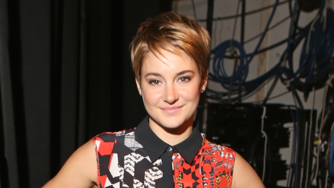 """Shailene Woodley Is """"Going to Lie Low and Explore Some of Life's Other Artistic Facets"""""""