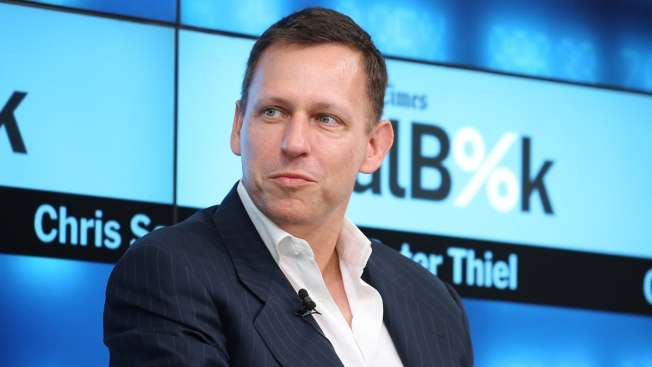 Peter Thiel Will Be the First Gay Man to Speak at RNC Convention in 16 Years