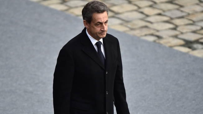 Ex-French President Sarkozy Ordered to Face Corruption Trial