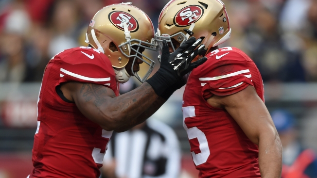 49ers End 2015-16 Season With Win Over Rams