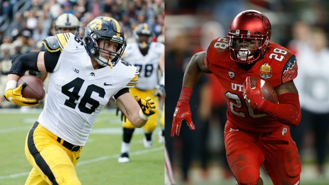 Nfl Draft Day 3 49ers Add Offensive Weapons Defensive