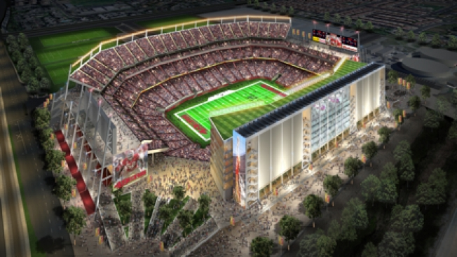 Santa Clara Moving on 49ers Stadium While Money Is Still There