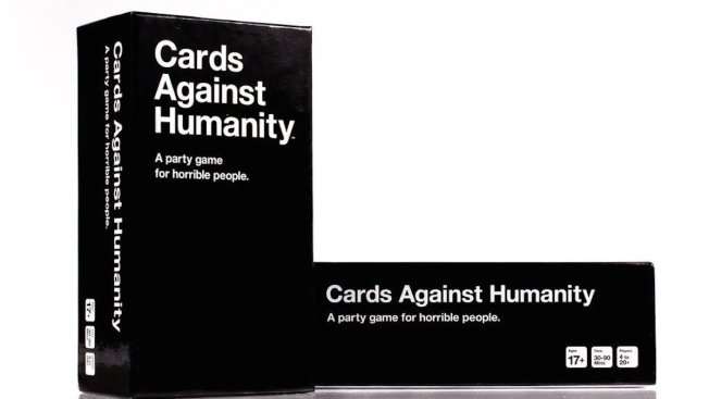 Raunchy Game Cards Against Humanity Hits the Web With Free App
