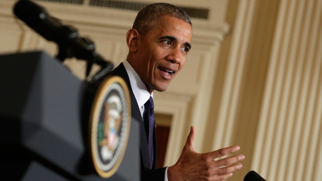 Obama Rejects Trump Depiction of US in Crisis