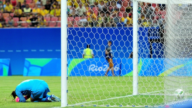 Brazil slipped even against Iraq in Olympics