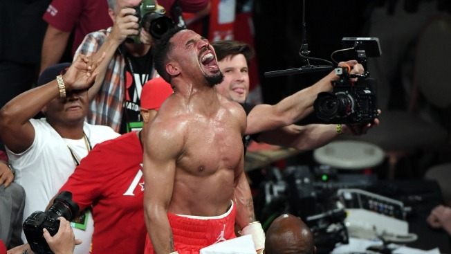 Oakland's Andre Ward Stops Kovalev in Rematch, Moves to 32-0