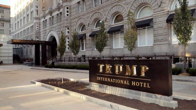 The Trump Organization won't track foreign money because it's