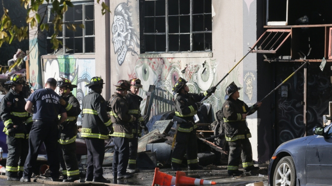 Flags Lowered to Half-Staff at County Facilities for Oakland Warehouse Fire Victims