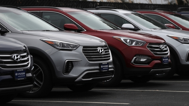 Hyundai Recalls Hundreds of Thousands of Vehicles Over Hood Latches, Warning Lights