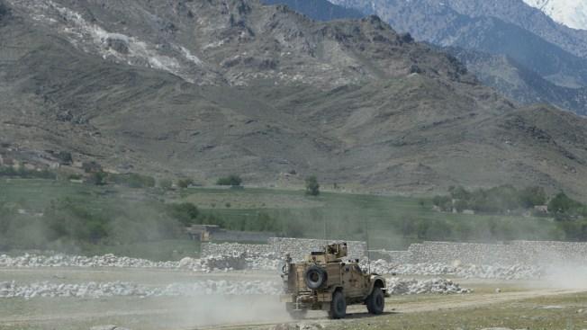 Roadside Blast Kills 3 US Service Members, Hurts 3 More in Afghanistan
