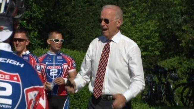 Joe Biden in San Francisco to Raise Funds for DNC