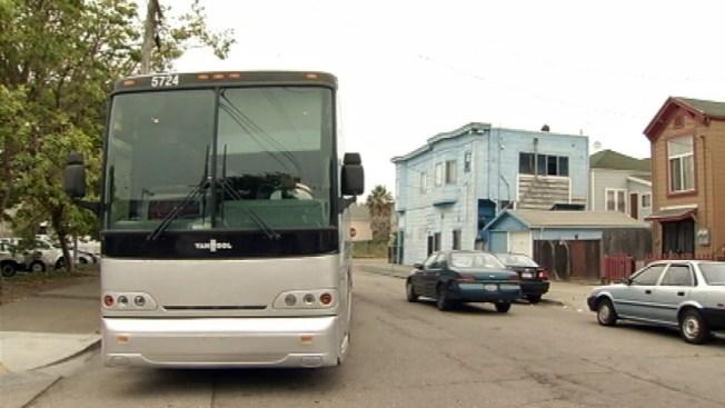 Noisy BART Buses Annoy West Oakland Neighbors