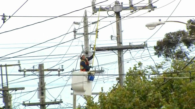 Power Restored After Hours-Long Outage for Thousands of PG&E Customers in San Francisco