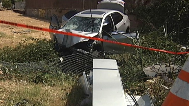 Medical Emergency Causes Major Injury Crash in Antioch: CHP