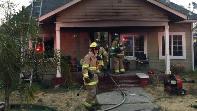 Blind Man Rescued From Pittsburg Fire, Officer Injured