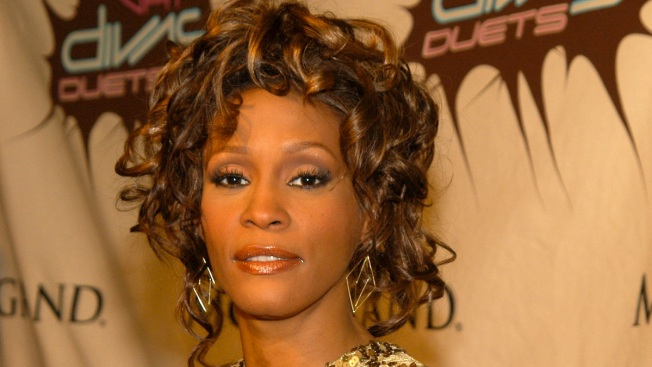 Officer Sues Over Whitney Houston Death Scene