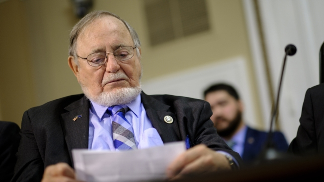 Alaska Rep. Don Young Suggests Jews With Guns Could Have Stopped Nazis