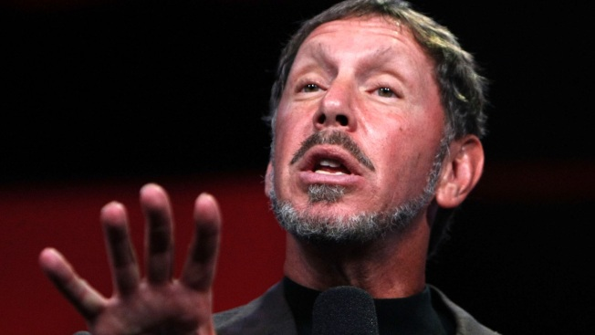 Larry Ellison in Talks to Buy, Move NBA Team to San Jose: Report