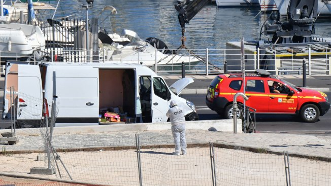 French Police Rule Out Terror in Van's Fatal Bus Stop Hits