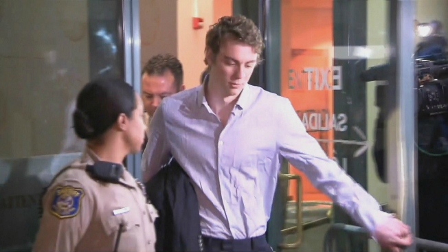 Brock Turner registers as a sex offender days after release from jail