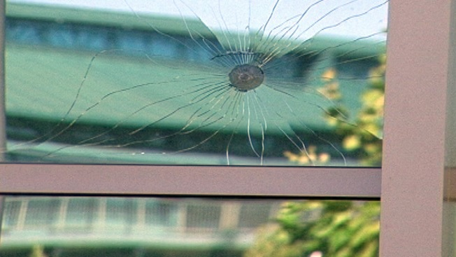 Pittsburg Courthouse Hit with Bullets