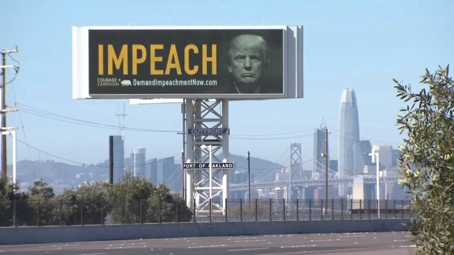 Democratic Rep: 'I Will Call for the Impeachment of the President'