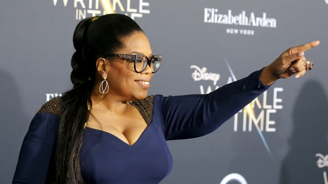 Oprah Winfrey Says She Would Need a Divine Sign to Run for President