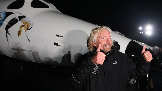 Google Space: Tech Giant Plans Investment in Virgin Galactic