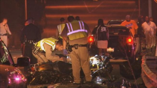 Male Motorcyclist Killed in I-980 Wreck