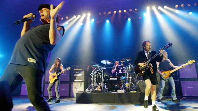 Ailing Malcolm Young Taking a Break from AC/DC
