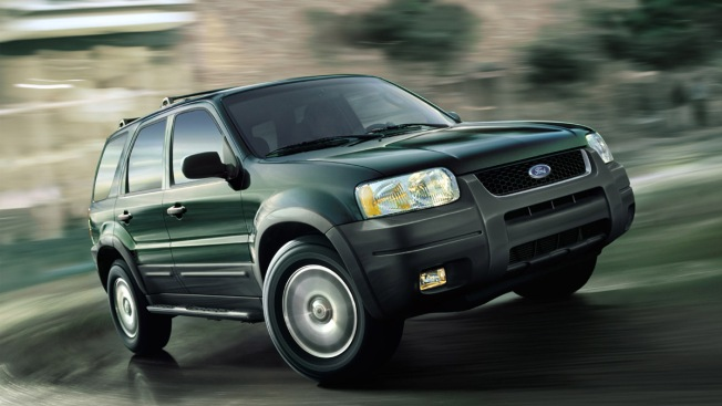 Ford Recalls More Than 400,000 Cars, SUVs Over Rust, Seat Problems