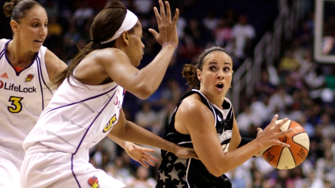 Spurs Hire WNBA Star Becky Hammon as Assistant Coach