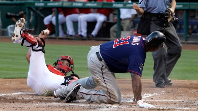 MLB Intends to Ban Home Plate Collisions