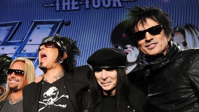 Motley Crue to Retire, Plan 72 Goodbye Concerts