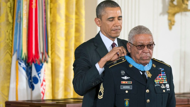 Obama Awards Medal of Honor to 24 Vets