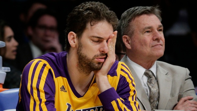 Clippers Hand Lakers Worst Loss in Franchise History, 142-94