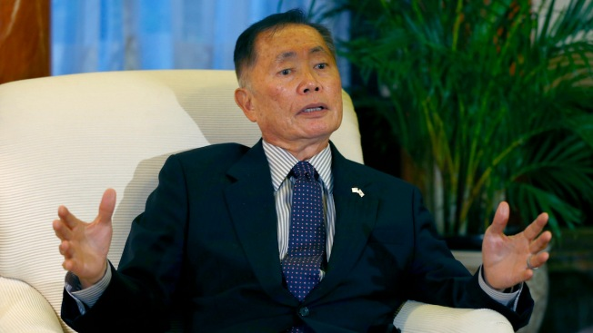 George Takei: A Muslim Registry Is 'Prelude to Internment'