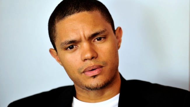 """New """"Daily Show"""" Host Trevor Noah Faces Backlash Over Twitter Past"""