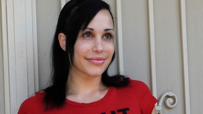 """""""Octomom"""" Pleads Not Guilty to Fraud Charges"""
