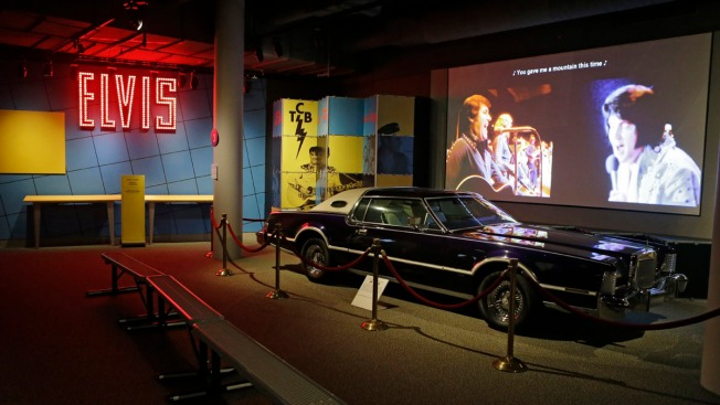 Elvis Items Featured at Rock and Roll Hall of Fame